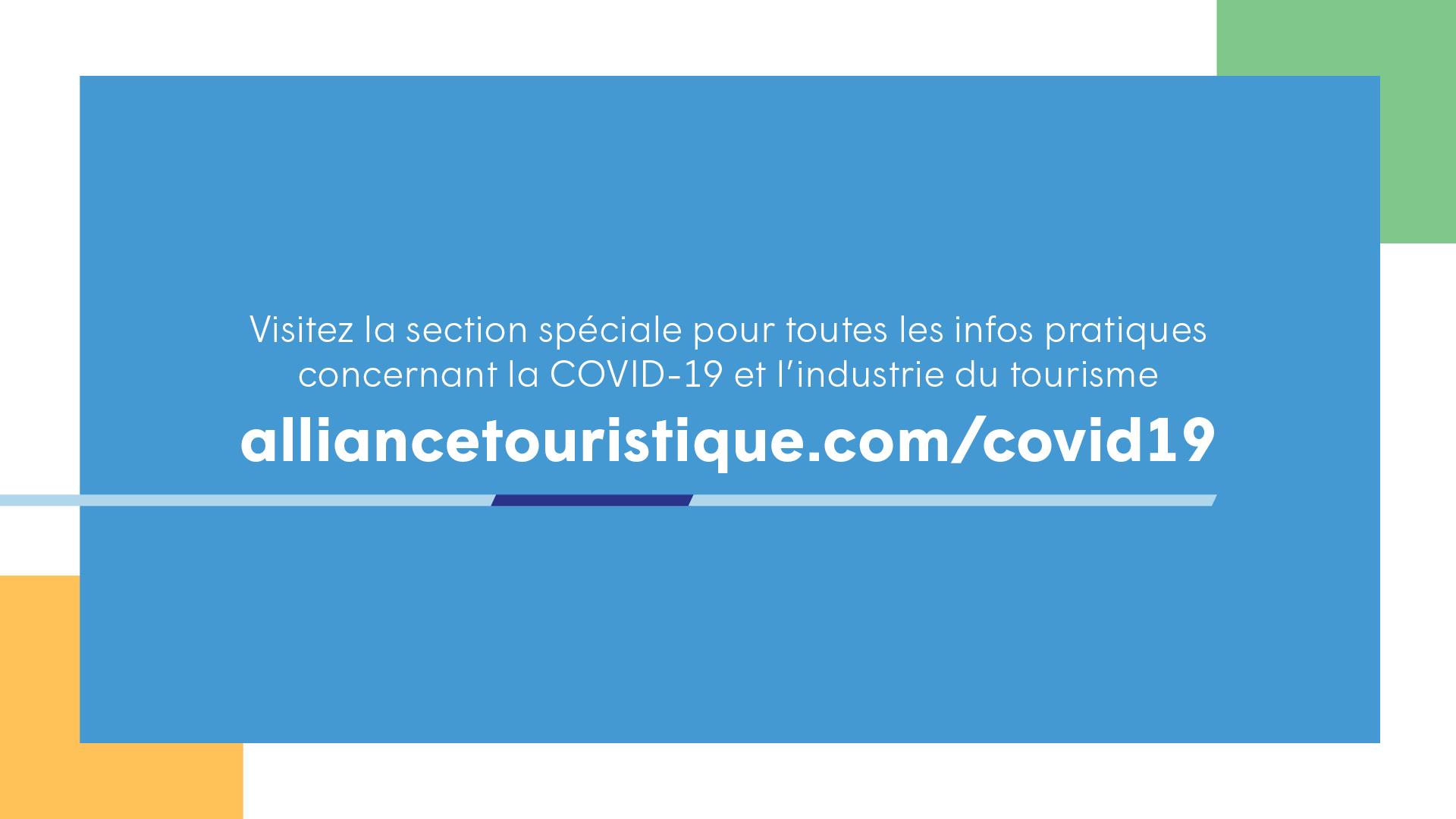 Covid 19 Alliance De L Industrie Touristique Du Quebec